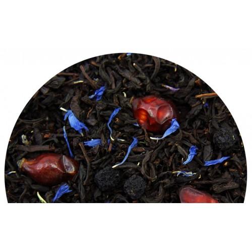 Черный ароматизированный чай Изысканный бергамот от магазина Все чаи