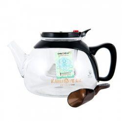 Стеклянные чайники Гунфу