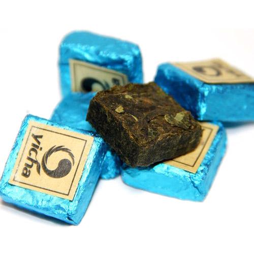 Красный чай Дянь Хун с мятой, уп. 5 шт. от магазина Все чаи