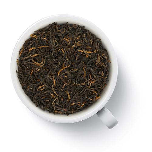 Красный чай Лапсанг Сушонг с золотыми типсами от магазина Все чаи