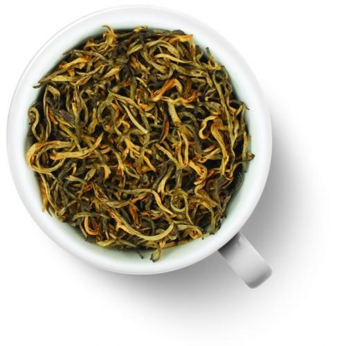 Красный чай Цзин Хао (Золотой пух), премиум от магазина Все чаи