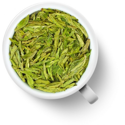 Зеленый чай Лун Цзин (Колодец дракона), премиум от магазина Все чаи