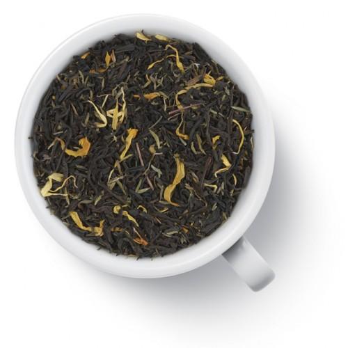 Черный ароматизированный чай с чабрецом от магазина Все чаи