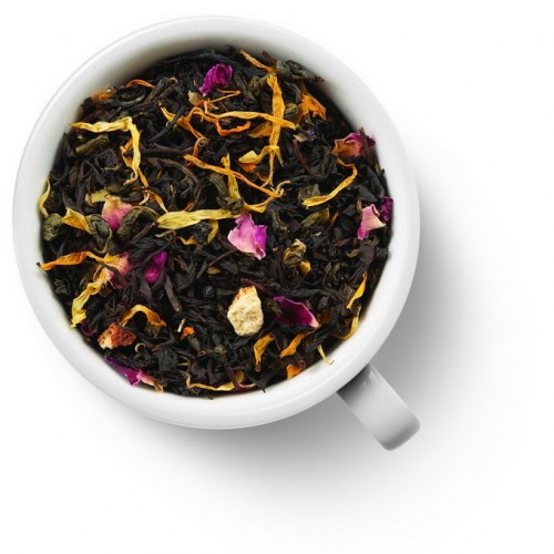 Черный ароматизированный чай Сауасеп от магазина Все чаи