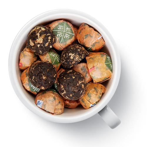 Пуэр Мини Tо Ча (Сяо То) с жасмином от магазина Все чаи