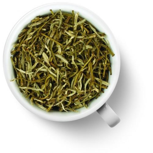 Зеленый чай Цзинь Сы Инь Гоу (Золотые нити, серебряные крючки) от магазина Все чаи
