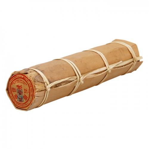 Пуэр, завернутый в бамбуковые листья, 200 гр от магазина Все чаи
