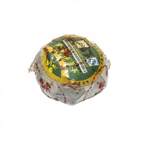 Шен пуэр в мандарине, четырехлетний от магазина Все чаи