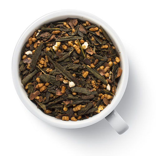 Японский чай Генмайча Шоколад от магазина Все чаи