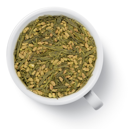 Японский чай Матча Генмайча от магазина Все чаи