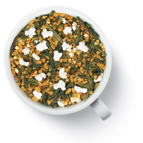 Японский чай Матча Генмайча 2 от магазина Все чаи