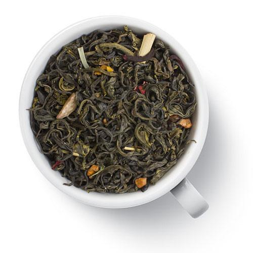 Зеленый ароматизированный чай Медвежья Сила от магазина Все чаи
