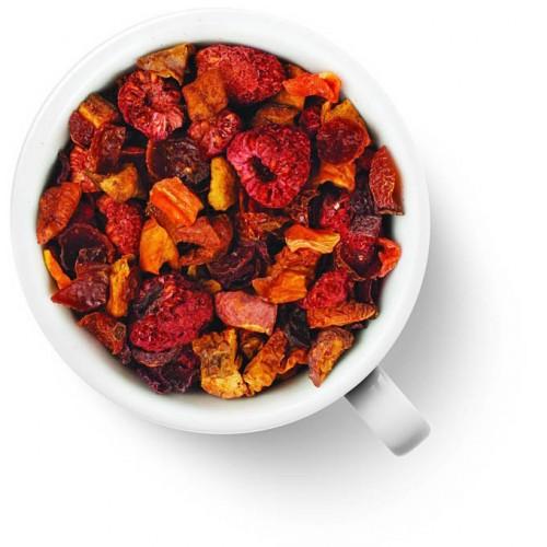 Фруктовый чайный напиток Малиновый коктейль от магазина Все чаи