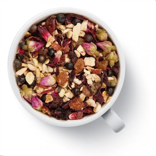 Фруктовый чайный напиток Мозаика от магазина Все чаи