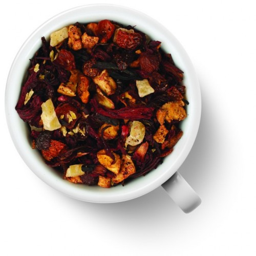 Фруктовый чайный напиток Пина Колада от магазина Все чаи