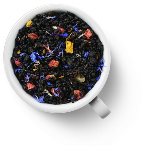 Зеленый ароматизированный чай Египетские ночи от магазина Все чаи