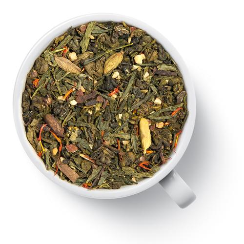 Зеленый ароматизированный чай Кашмирский от магазина Все чаи