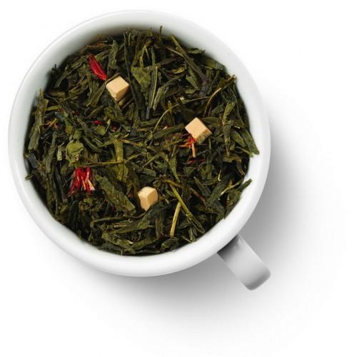 Зеленый ароматизированный чай Мохито от магазина Все чаи
