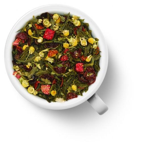 Зеленый ароматизированный чай Нектар Афродиты от магазина Все чаи