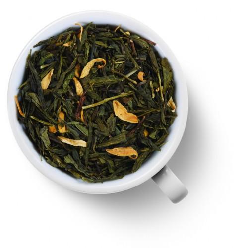 Зеленый ароматизированный чай Плод кактуса от магазина Все чаи
