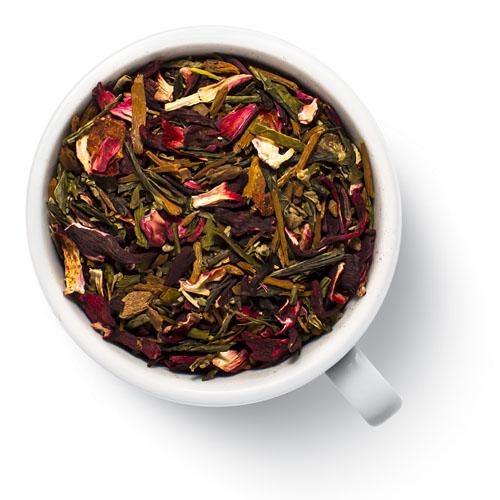 Зеленый ароматизированный чай Супер Йохимбе от магазина Все чаи