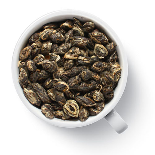 Жасминовый чай Фэн Янь (Глаз феникса) от магазина Все чаи