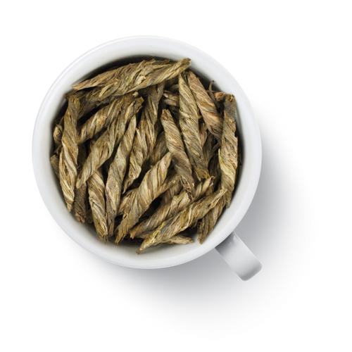 Жасминовый чай Хуа Юй Чжу (Нефритовый столб с жасмином) от магазина Все чаи