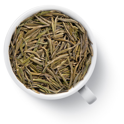 Желтый чай Хошань Хуа Ян (Желтые почки с горы Хошань) от магазина Все чаи