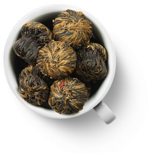Связанный чай Бай Хуа Сянь Цзы (Ангел цветов) от магазина Все чаи