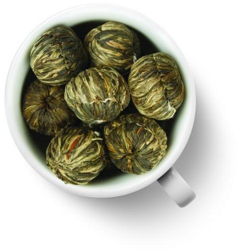 Связанный чай Бай Хуа Сянь Цзы (Красная лилия) от магазина Все чаи