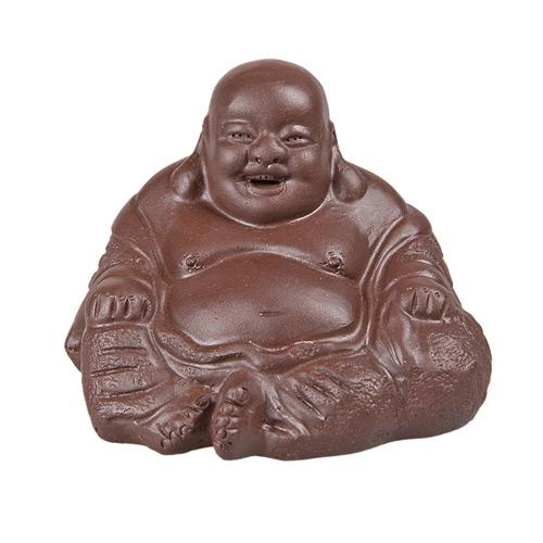Глиняная Игрушка Для Чайной Церемонии Хоттей с Мешком Большой от магазина Все чаи