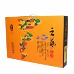 Большой чайный поднос (Чабань) из груши 52,5х32х8,5 см от магазина Все чаи