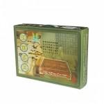 Чайный поднос (Чабань) из сандала 41х26,5х7,5 см от магазина Все чаи