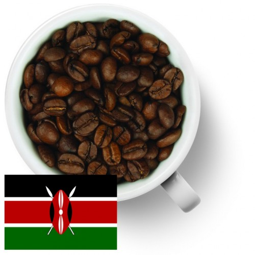 Кофе Malongo в зернах Кения АА, уп. 1 кг от магазина Все чаи