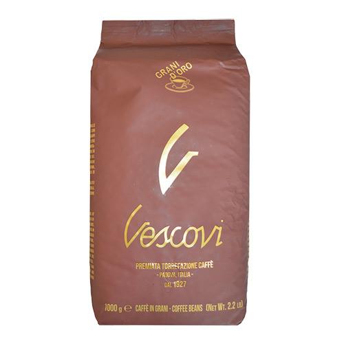 Кофе в зернах Vescovi Типо Бар, уп. 1 кг от магазина Все чаи