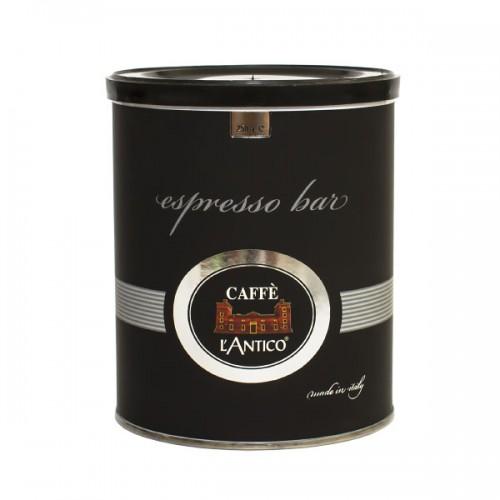 Кофе молотый L'antico Espresso Bar, банка 250 г от магазина Все чаи