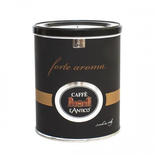 Кофе молотый L'antico Forte Aroma, банка 250 г от магазина Все чаи