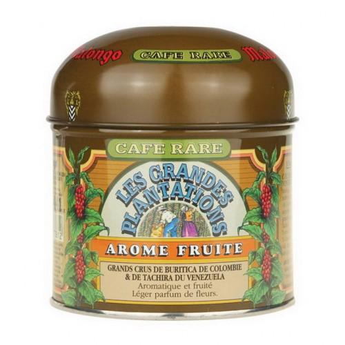 Кофе молотый Malongo Arome Fruite смесь Колумбия и Венесуэла, банка 125 г от магазина Все чаи