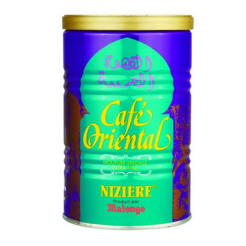 Кофе молотый Malongo Для Турки, банка 250 г от магазина Все чаи
