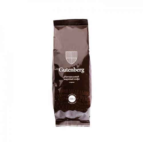 Кофе в зернах ароматизированный Ваниль, уп. 250 г от магазина Все чаи