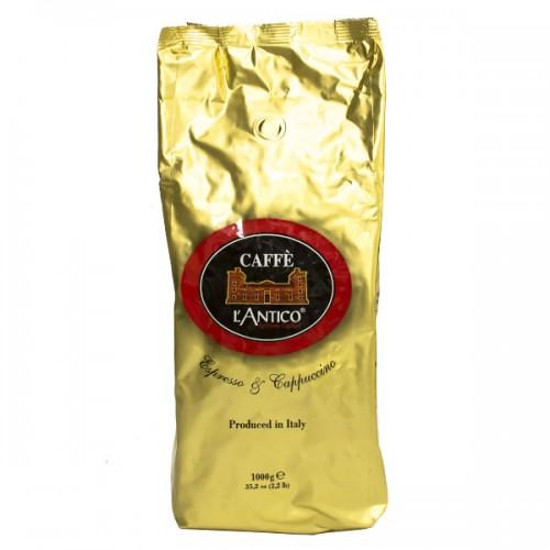 Кофе в зернах L'antico Gold, уп. 1 кг от магазина Все чаи