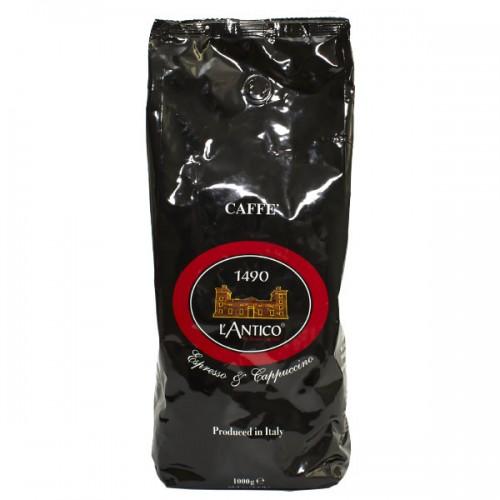 Кофе в зернах L'antico Riserva Black, уп. 1 кг от магазина Все чаи