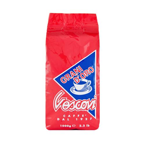 Кофе в зернах Vescovi Риспармио, уп. 1 кг от магазина Все чаи