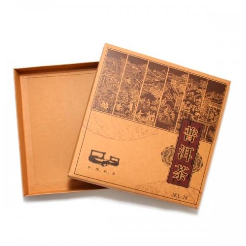 Коробка для блина пуэра 2 от магазина Все чаи