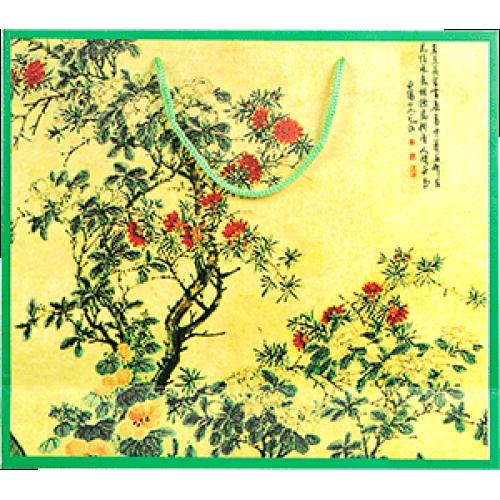 Пакет подарочный Каллиграфия от магазина Все чаи