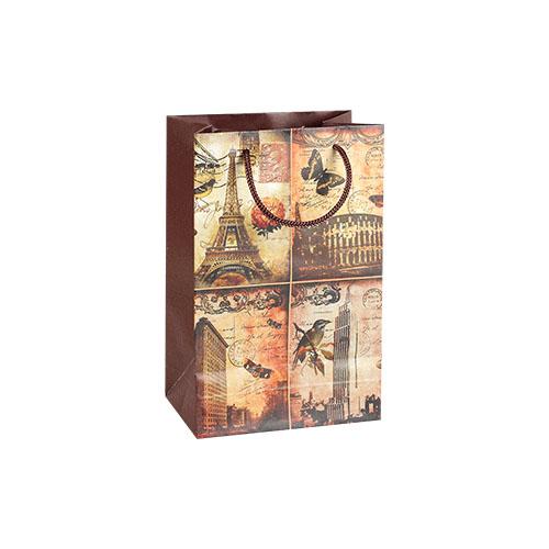 Пакет подарочный Романтика мегаполиса от магазина Все чаи