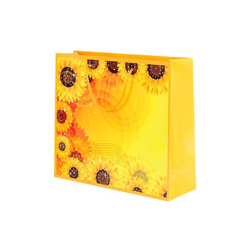 Пакет подарочный Солнечное соцветие от магазина Все чаи