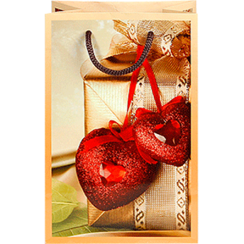 Подарочный пакет С любовью от магазина Все чаи