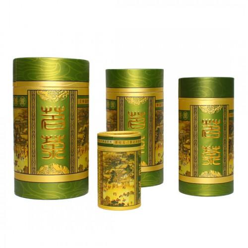 Набор банок для хранения чая Китайская деревня (матрешка) от магазина Все чаи