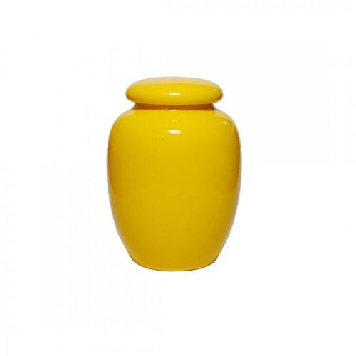 Чайница малая желтая, 70 мл от магазина Все чаи